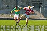 Causeway's Alan Whyte and Lixnaw's Mike Cronin.   Copyright Kerry's Eye 2008