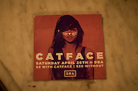 Catface launch at DBA Hollywood