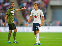 Tottenham's Harry Winks during the pre season friendly match between Tottenham Hotspur and Juventus at White Hart Lane, London, England on 5 August 2017. Photo by Andrew Aleksiejczuk / PRiME Media Images.
