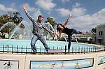 Rye Playland Engagement Photography