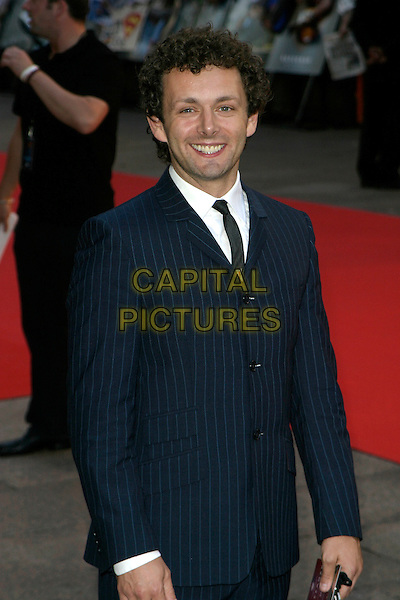 "MICHAEL SHEEN.""Superman Returns"" UK film premiere, Odeon Leicester Square, London, UK..July 13th, 2006.ReF: AH.half length blue suit jacket.www.capitalpictures.com.sales@capitalpictures.com.© Capital Pictures."