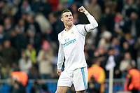 REAL MADRID v BORUSSIA DORTMUND. CHAMPIONS LEAGUE 2017/2018. GROUP H. MATCH 6.