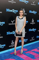 "LOS ANGELES - AUG 1:  Lilimar Hernandez at the ""Nine Lives"" Premiere at the TCL Chinese Theater IMAX on August 1, 2016 in Los Angeles, CA"