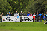 Nicolai Von Dellingshausen (GER) on the 13th tee during Round 4 of the Bridgestone Challenge 2017 at the Luton Hoo Hotel Golf &amp; Spa, Luton, Bedfordshire, England. 10/09/2017<br /> Picture: Golffile | Thos Caffrey<br /> <br /> <br /> All photo usage must carry mandatory copyright credit     (&copy; Golffile | Thos Caffrey)