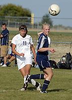 Girls Soccer vs Central Catholic 9-16-09