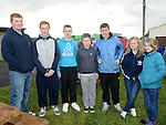 Members of Donore Foroige club pictured at Foroigefest 2013 held at Bellewstown race course. Photo:Colin Bell/pressphotos.ie