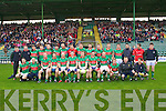 Kerins O'Rahillys v  Clonakilty in the Munster club football championship at Austin Stacks park on Sunday