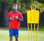 04.10.18 Rangers v Rapid Vienna: