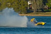 Gordon Oakley, E-990 (5 Litre class hydroplane)