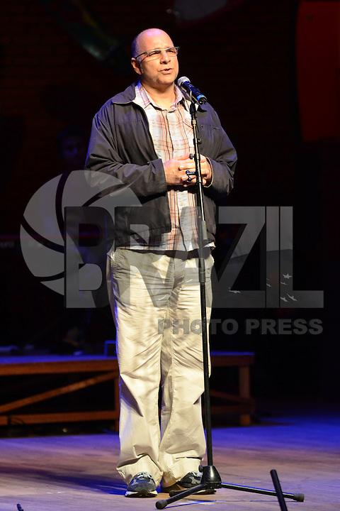 RIO DE JANEIRO-25/06/2012-Marcus Alvisi no evento de reabertura do Teatro Ipanema, palco de grandes momentos da historia teatral carioca, em Ipanema, zona sul do Rio.Foto:Marcelo Fonseca-Brazil Photo Press