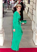 ARCHIVE: LONDON, UK:  c. 1989: HRH Diana, Princess of Wales.<br /> File photo © Paul Smith/Featureflash