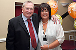 Olive Hanlon with Peadar Smith at her suprise 50th birthday party in Harrys, Mell..Photo NEWSFILE/Jenny Matthews.(Photo credit should read Jenny Matthews/NEWSFILE)....This Picture has been sent you under the condtions enclosed by:.Newsfile Ltd..The Studio,.Millmount Abbey,.Drogheda,.Co Meath..Ireland..Tel: +353(0)41-9871240.Fax: +353(0)41-9871260.GSM: +353(0)86-2500958.email: pictures@newsfile.ie.www.newsfile.ie.FTP: 193.120.102.198.