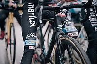 Elite Men's Race<br /> Belgian National CX Championschips<br /> Kruibeke 2019