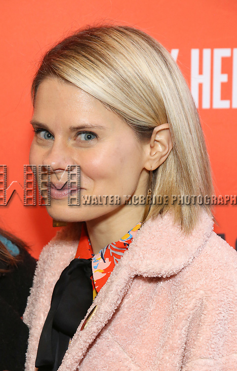 """Celia Keenan-Bolger attending the Broadway Opening Night Performance of  """"Lobby Hero"""" at The Hayes Theatre on March 26, 2018 in New York City."""