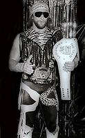Macho Man Randy Savage Undated<br /> CAP/MPI/PHL/JB<br /> &copy;JB/PHL/MPI/Capital Pictures