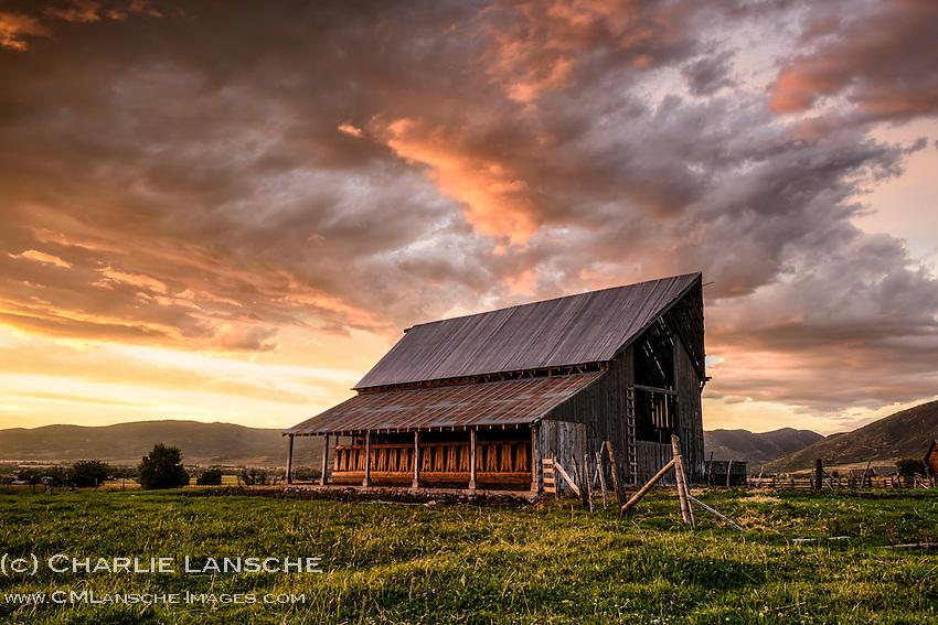Summit County, Utah.  August 4, 2015.
