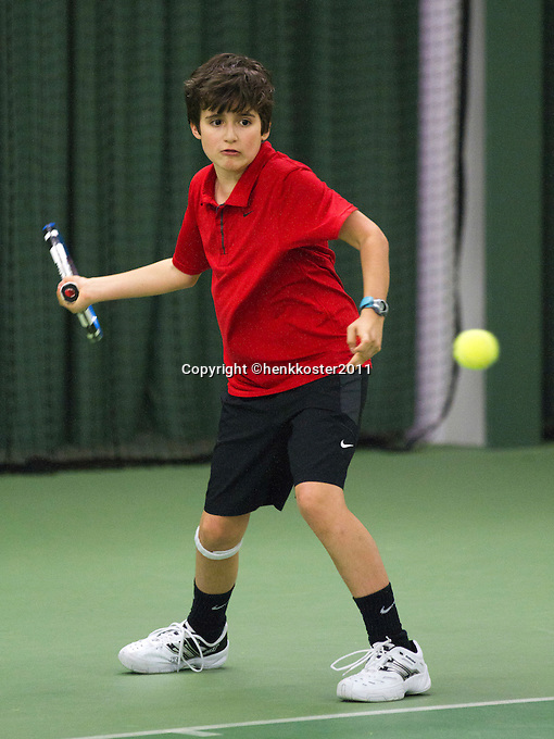 11-03-11, Tennis, Rotterdam, NOJK,