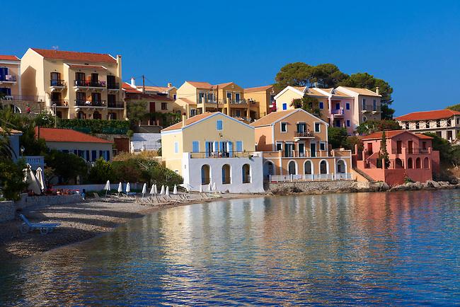 Assos Bay , Kefalonia; Greek Ionian Islands