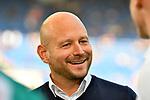 07.10.2018, wirsol Rhein-Neckar-Arena, Sinsheim, GER, 1 FBL, TSG 1899 Hoffenheim vs Eintracht Frankfurt, <br /><br />DFL REGULATIONS PROHIBIT ANY USE OF PHOTOGRAPHS AS IMAGE SEQUENCES AND/OR QUASI-VIDEO.<br /><br />im Bild: Alexander Rosen (Direktor Profifussball TSG Hoffenheim)<br /><br />Foto &copy; nordphoto / Fabisch
