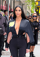 www.acepixs.com<br /> <br /> May 15 2017, New York City<br /> <br /> Kim Kardashian West arriving at the 2017 NBCUniversal Upfront at Radio City Music Hall on May 15, 2017 in New York City.<br /> <br /> By Line: Curtis Means/ACE Pictures<br /> <br /> <br /> ACE Pictures Inc<br /> Tel: 6467670430<br /> Email: info@acepixs.com<br /> www.acepixs.com