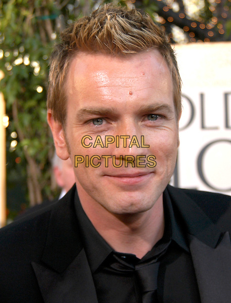 EWAN McGREGOR.62nd Annual Golden Globe Awards, Beverly Hills, Los Angeles, California.January 16th, 2005.headshot, portrait.www.capitalpictures.com.sales@capitalpictures.com.Supplied by Capital Pictures.