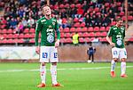 ***BETALBILD***  <br /> Solna 2015-07-25 Fotboll Superettan Athletic FC United - J&ouml;nk&ouml;pings S&ouml;dra IF :  <br /> J&ouml;nk&ouml;ping S&ouml;dras Tommy Thelin reagerar under matchen mellan Athletic FC United och J&ouml;nk&ouml;pings S&ouml;dra IF <br /> (Foto: Kenta J&ouml;nsson) Nyckelord:  Superettan Skytteholm Skytteholms IP AFC Athletic FC United J&ouml;nk&ouml;ping J-S&ouml;dra portr&auml;tt portrait depp besviken besvikelse sorg ledsen deppig nedst&auml;md uppgiven sad disappointment disappointed dejected fundersam fundera t&auml;nka analysera