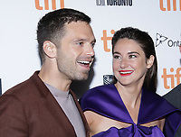 """TORONTO, ONTARIO - SEPTEMBER 08: Sebastian Stan and Shailene Woodley attends """"Endings, Beginnings"""" premiere during the 2019 Toronto International Film Festival at Ryerson Theatre on September 08, 2019 in Toronto, Canada. <br /> CAP/MPI/IS/PICJER<br /> ©PICJER/IS/MPI/Capital Pictures"""