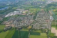 4415/Oststeinbek:EUROPA, DEUTSCHLAND, SCHLESWIG-HOLSTEIN, OSTSTEINBEK, 26.05.2005:Oststeinbek, Uebersicht,  Luftbild, Luftansicht