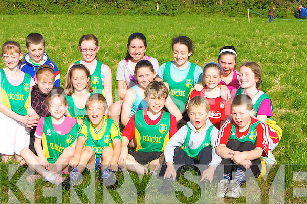 .Boys under 9..........AAI Cross Country....   Copyright Kerry's Eye 2008
