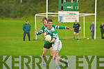 South Kerry v Colaiste Chriost Ri in their Corn Ui Mhuiri first round clash in Direen, Killarney on Wednesday.