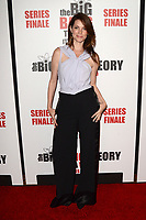"LOS ANGELES - MAY 1:  Courtney Henggeler at the ""The Big Bang Theory"" Series Finale Party at the Langham Huntington Hotel on May 1, 2019 in Pasadena, CA"