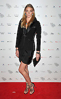 Jodie Kidd attends the WGSN Global Fashion Awards at the Victoria & Albert Museum on October 30, 2013 in London, England