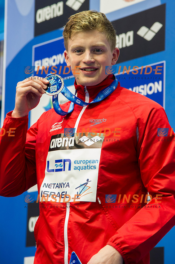 PEATY Adam GBR Silver Medal<br />