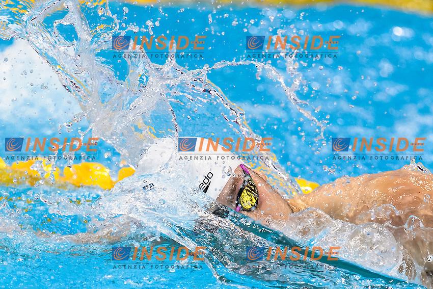 Stephen MILNE GBR<br /> 400m Freestyle Men <br /> London, Queen Elizabeth II Olympic Park Pool <br /> LEN 2016 European Aquatics Elite Championships <br /> Diving  <br /> Day 08 16-05-2016<br /> Photo Andrea Staccioli/Deepbluemedia/Insidefoto