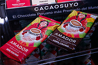 NEW YORK, NY - JUNE 23: Peruvian food displayed during the Summer Fancy Food Show at the Javits Center in the borough of Manhattan on June 23, 2019 in New York, The Summer Fancy Food Show is the largest and biggest specialty food industry event in the continent (Photo by Kena Betancur/VIEWpress/Corbis via Getty Image
