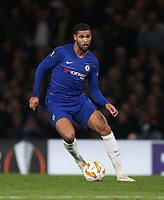 Chelsea's Ruben Loftus-Cheek<br /> <br /> Photographer Rob Newell/CameraSport<br /> <br /> UEFA Europa League Group L - Chelsea v FC BATE Borisov - Thursday 25th October - Stamford Bridge - London<br />  <br /> World Copyright © 2018 CameraSport. All rights reserved. 43 Linden Ave. Countesthorpe. Leicester. England. LE8 5PG - Tel: +44 (0) 116 277 4147 - admin@camerasport.com - www.camerasport.com