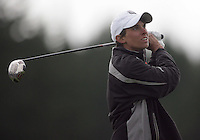 20 May, 2010:  University of New Mexico John Catlin drives the ball off the tee on hole one of the NCAA Division I Regionals tournament Thursday at Gold Mountain Golf Course in Bremerton, WA.