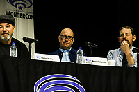 Michael Satrazemis at Wondercon in Anaheim Ca. March 31, 2019