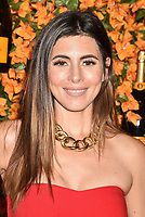 PACIFIC PALISADES, CA - OCTOBER 06: Jamie Lynn Sigler arrives at the 9th Annual Veuve Clicquot Polo Classic Los Angeles at Will Rogers State Historic Park on October 6, 2018 in Pacific Palisades, California.<br /> CAP/ROT/TM<br /> &copy;TM/ROT/Capital Pictures