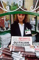 - congresso nazionale del PSI (Partito Socialista Italiano) a Milano (maggio1989)....- national conference of the PSI (Italian Socialist Party) in Milan (may 1989)