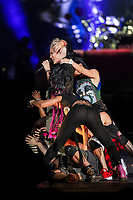 Pink performs on the main stage of the Festival d'ete de Quebec (FEQ) in Quebec city Saturday July 8, 2017.