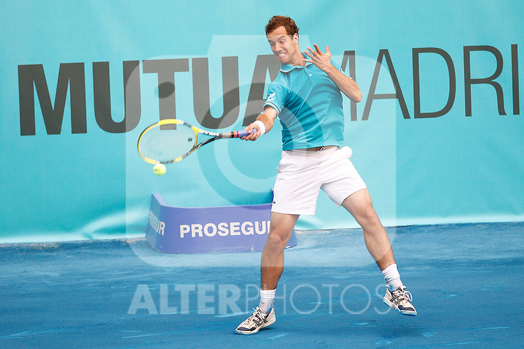 during Mutua Madrid Open 2012 match on may 8th 2012...Photo: Cesar Cebolla / ALFAQUI
