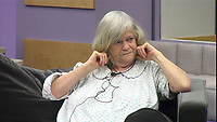 Ann Widdecombe<br /> Celebrity Big Brother 2018 - Day 30<br /> *Editorial Use Only*<br /> CAP/KFS<br /> Image supplied by Capital Pictures