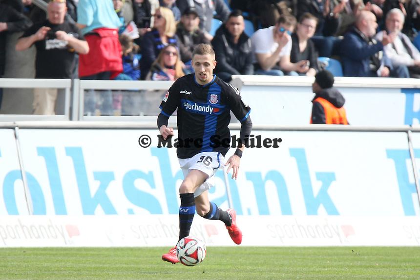Timm Golley (FSV) - FSV Frankfurt vs. SV Darmstadt 98, Frankfurter Volksbank Stadion