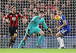 Chelsea's Thibaut Courtois in action<br /> <br /> Barclays Premier League - Chelsea v AFC Bournemouth - Stamford Bridge - England - 5th December 2015 - Picture David Klein/Sportimage