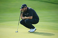 Shane Lowry (IRL) during the first round of  The Northern Trust, Liberty National Golf Club, Jersey City, New Jersey, USA. 08/08/2019.<br /> Picture Michael Cohen / Golffile.ie<br /> <br /> All photo usage must carry mandatory copyright credit (© Golffile | Michael Cohen)