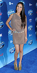 Jessica Sanchez at American Idol Premiere Event at Royce Hall, UCLA. Los Angeles, CA. January 9, 2013.