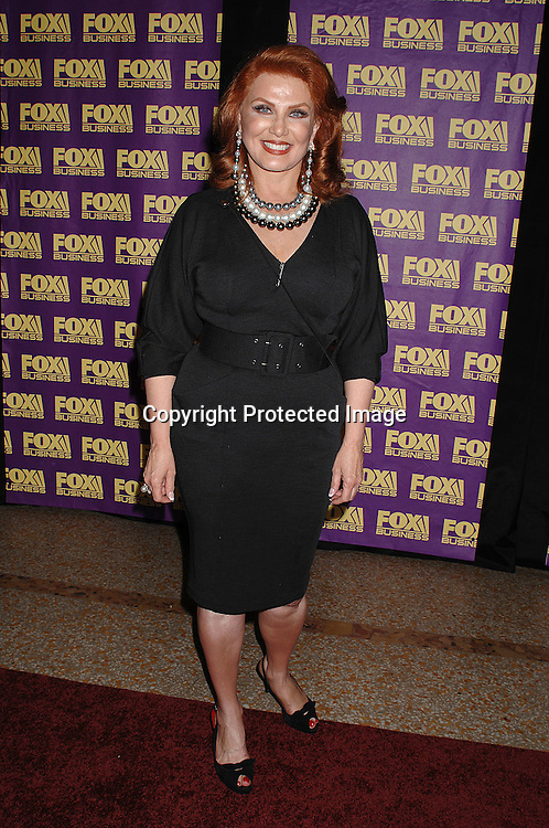 Georgette Mosbacher ..at The Fox Business Network's launch Party on October 24, 2007 at The Metropolitan Museum of Art's Temple of Dendur in New York. ..Robin Platzer, Twin Images..212-935-0770