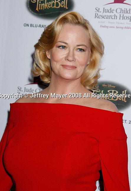 BEVERLY HILLS, CA. - October 11: Actress Cybill Shepherd arrives at St. Jude's 5th Annual Runway For Life Benefit at the Beverly Hilton Hotel on October 11, 2008 in Beverly Hills, California.