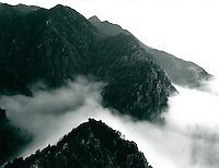 Berge in China 1980